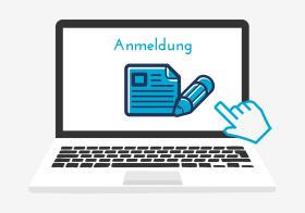 Icon zur Anmeldung zum Fernabitur an der virtuellen Berufsoberschule Bayern
